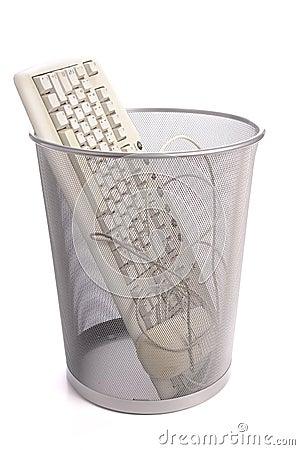 Old PC keyboard