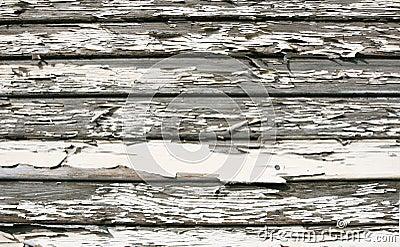 Old peeling paint background