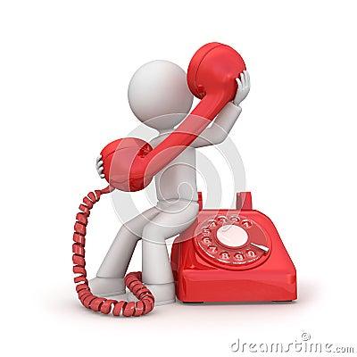 Free Old Phone Stock Photos - 19401233