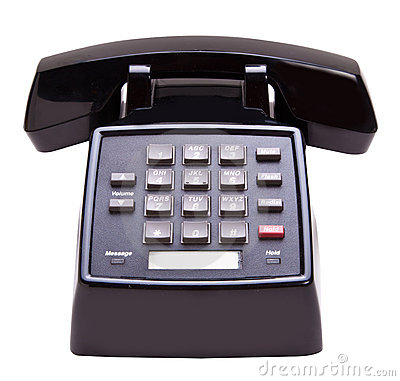 Free Old Phone Stock Photography - 22849822