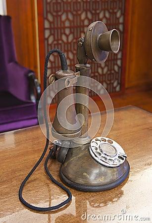 Free Old Phone Stock Image - 26816391