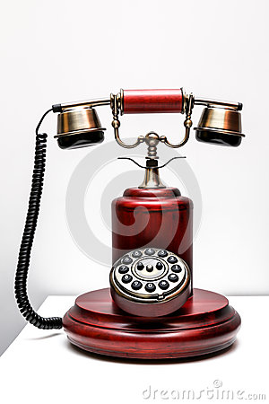 Free Old Phone Royalty Free Stock Photos - 35379288