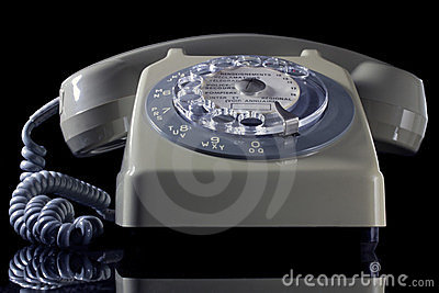 Old phone ring