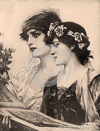 Old photo,1923