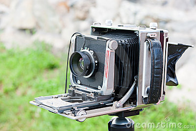 Old Photo Camera Royalty Free Stock Photo - Image: 20858865