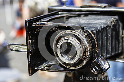 Old photo camera 7