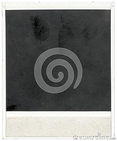 Old Photo Image Frame