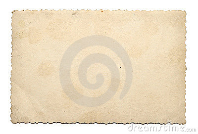 Old Photo Paper Texture Royalty Free Stock Photos - Image: 13679348