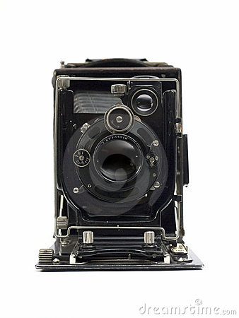 Free Old Photographic Camera Royalty Free Stock Photo - 5049925