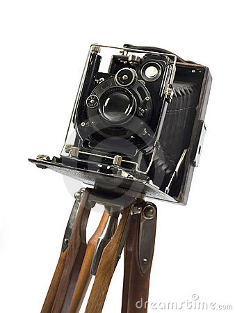 Free Old Photographic Camera Stock Images - 5084484