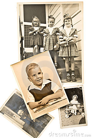 Old Photos/Children and Babies