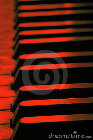 Free Old Piano Keys Close Up Royalty Free Stock Photos - 15020608