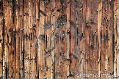 Old Pine Siding Background