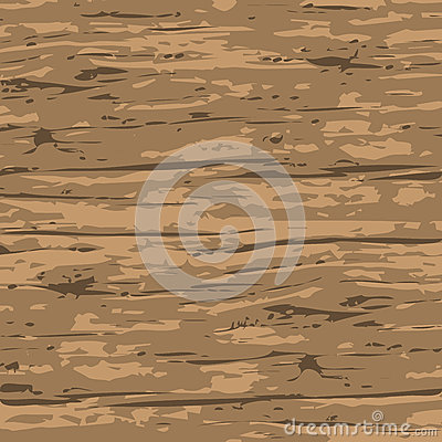 Old_plank Vector Illustration