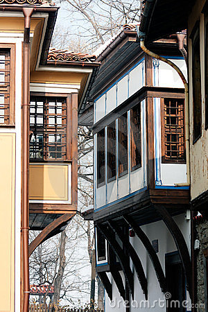 The old Plovdiv