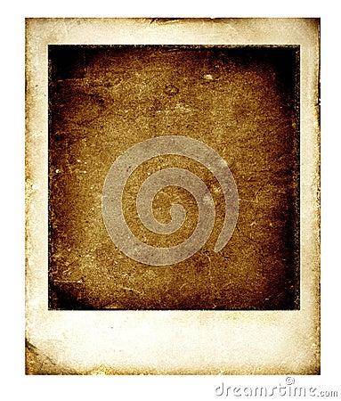 Old Polaroid Royalty Free Stock Photos Image 3892318