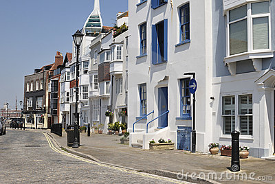 Old Portsmouth. Hampshire. England