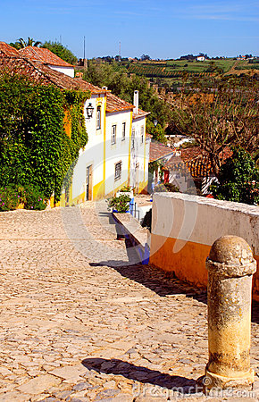 Old portugal street