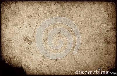 Old postcard texture