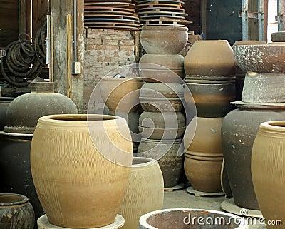 Old Pottery Workshop