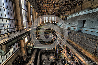 Old powerplant