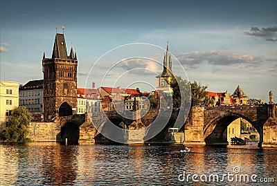 Old Prague - Landmark