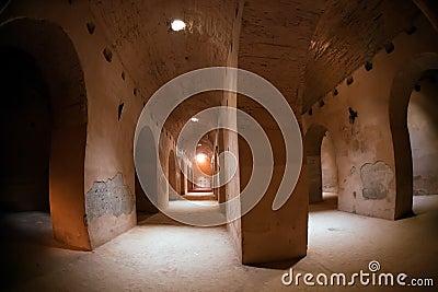 Old prison Meknes