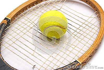 Old racket