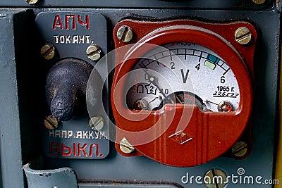 Old radio R-105