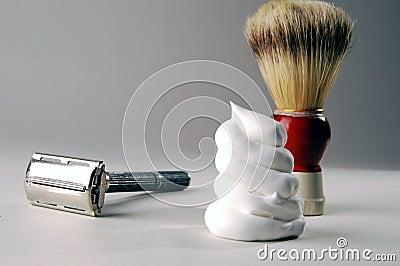 Old razor