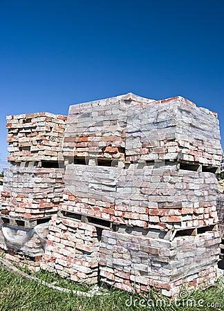 Free Old Red Bricks Stock Photos - 5836593