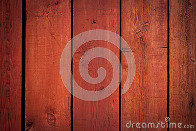 Old red wooden planks (for background)