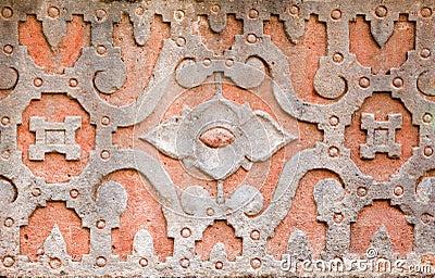 Ornamental relief
