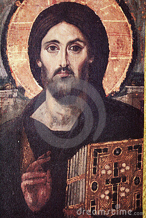 Free Old Religious Painting Stock Photography - 10385532