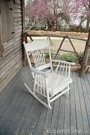 Free Old Rocking Chair Stock Photos - 596313