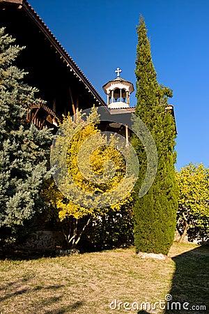 Old Rojen monastery