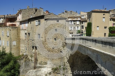 Old Roman bridge