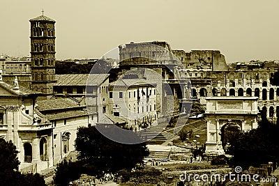 Old Rome again