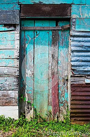Free Old Rugged Door Stock Photo - 35765690