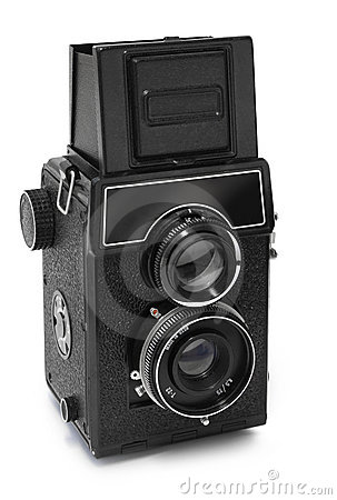 Free Old Russian Camera Stock Photo - 12499530