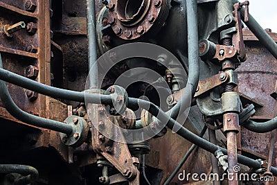 Old Rusty Rusted Machine Rusted Metal Machinery Detail Aged – Machine Mechanic