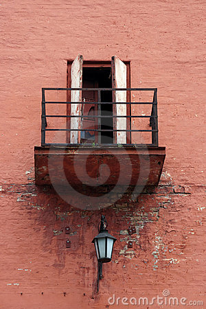 Free Old Rusty Balcony Stock Photography - 16897432