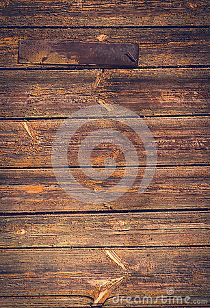 Free Old Rusty Sign With The Street Name Royalty Free Stock Images - 58954549