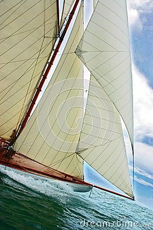 Free Old Sailing Boat Royalty Free Stock Photo - 1635715