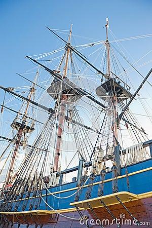 Free Old Sailing Ship Stock Photos - 27277013