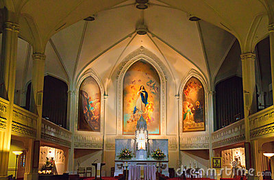 Old Saint Mary s Cathedral, San Francisco