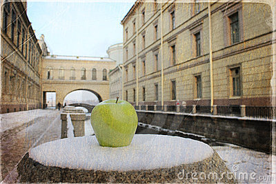 The Old Saint-Petersburg, Russia