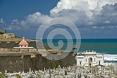 Old San Juan ambience