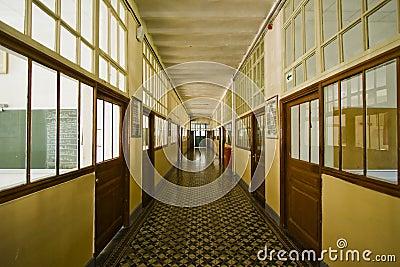 Old School Corridor