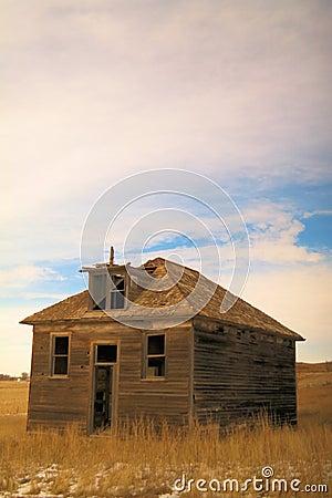 Free Old Schoolhouse Stock Photo - 57255550